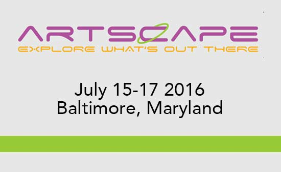 Artscape 2016  Logo